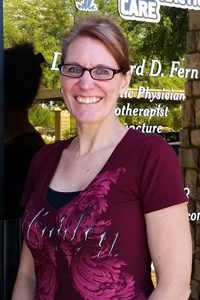 Chiropractic Mesa AZ Office Manager Robin
