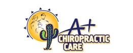 Chiropractic Mesa AZ Office A Plus Chiropractic Care logo